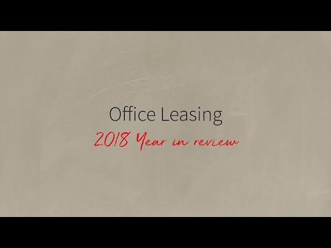 JLL Leasing - Year in Review