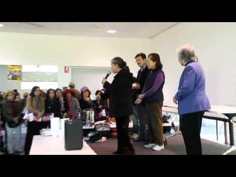 Hướng dẫn sử dụng tại hội thảo Sydney Australia part 1 - Doi Dua Than Ky