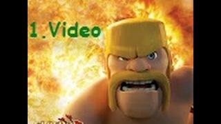 Clash Of Clans ( Yeni Köy,Yeni Başlayanlar İçin.1.Video)