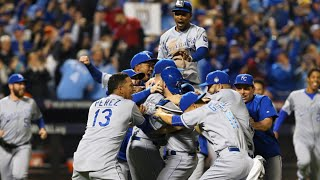 MLB 2015 Postseason Highlights