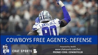 Dallas Cowboys 2019 Free Agents: Defense