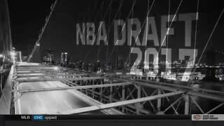 """Rawsrvnt """"There Go That Man"""" on 2017 NBA Draft Preview Show (@Rawsrvnt)"""