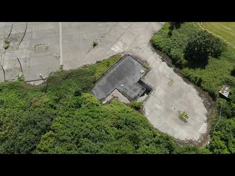 An Aerial Look Around The Old Filton Airfield