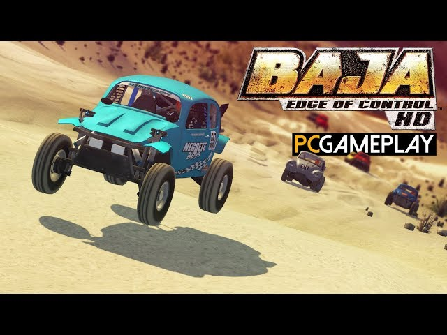 BAJA: Edge of Control HD Gameplay (PC HD)