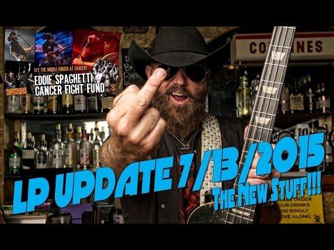 LP UPDATE 7/13/2015 - THE NEW STUFF (HEAVY METAL & ROCK)  VINYL COMMUNITY VIDEO #119