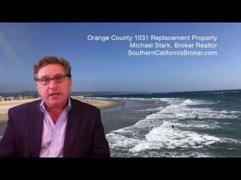 1031 Exchange Made Simple, Orange County 1031 Replacement Property Investment Strategy