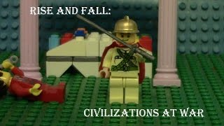Lego Rise And Fall: Civilizations At War 2