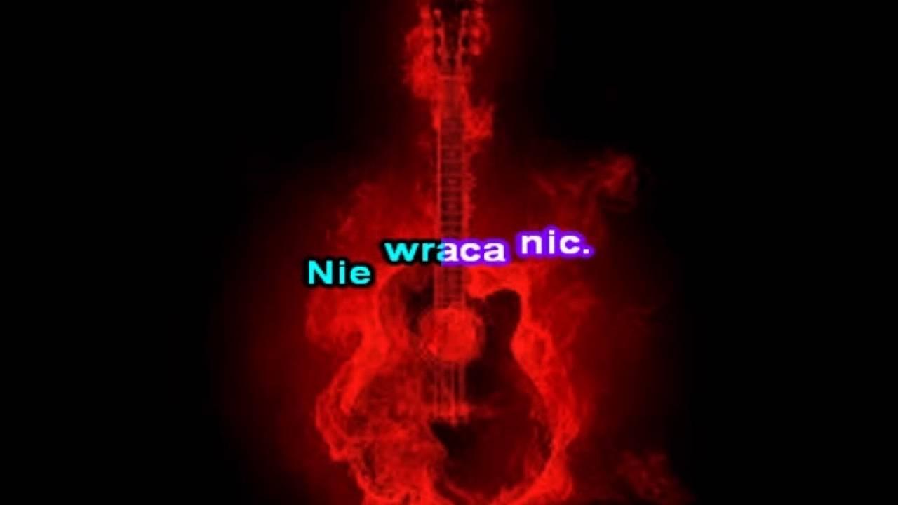 Karaoke Czerwone Gitary Kwiaty We Wlosach Youtube