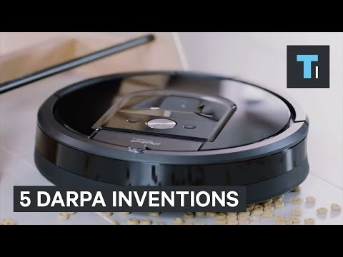 5 everyday inventions you didn't know came from DARPA