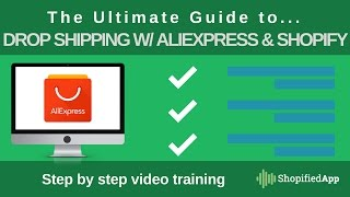 How To Setup An Automated Drop Shipping Business With Shopified App