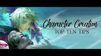 Guild Wars 2 | Top Ten Character Creation Tips | The Herald