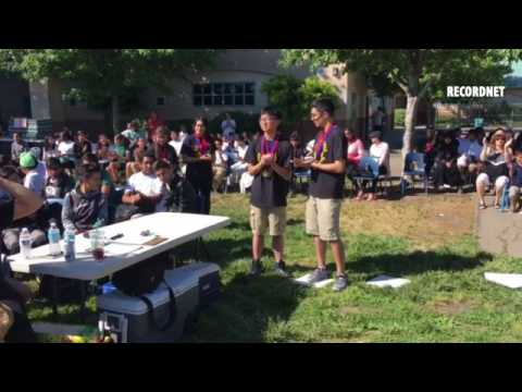 VIDEO: Second team from Rio Calaveras Elementary School honored for winning  US National Pentathlon