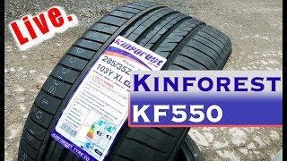 Kinforest KF550 /// China? Germany? Live.