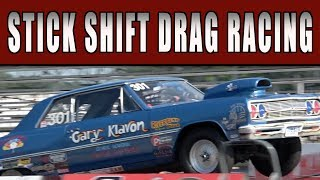 Stick Shift Drag Racing 2018 | Eliminations | Night of Fire