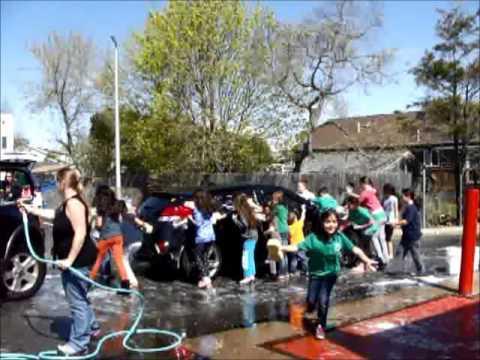 William S Greene School Car Wash