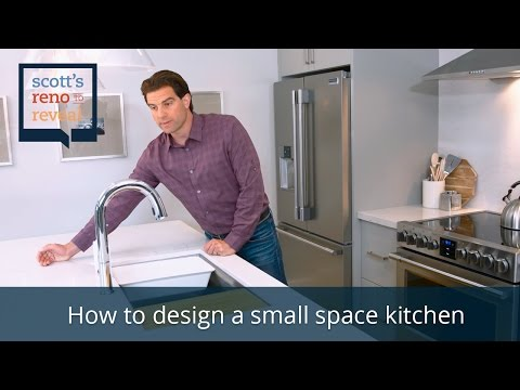 How to Design a Small Space Kitchen
