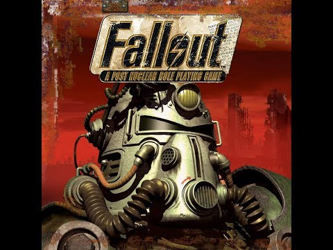 Test Gameplay - Fallout: A Post Nuclear Role Playing Game (PC) |