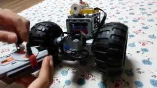 레고 테크닉 무선조종 자동차(Lego technic wireless control car)
