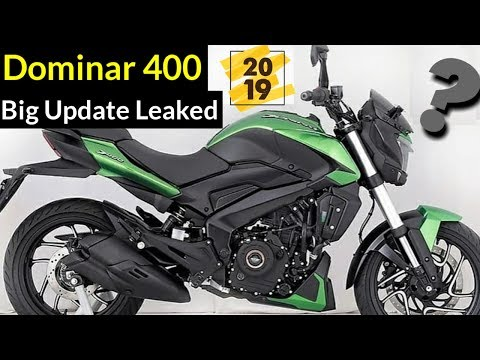 2019 Bajaj Dominar 400 Specs Details leaked- What's new ll #RupamVlogs