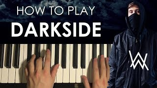 Baixar Alan Walker - Darkside (PIANO TUTORIAL LESSON)