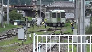 【鉄道シリーズ】小海線 中込駅 入線