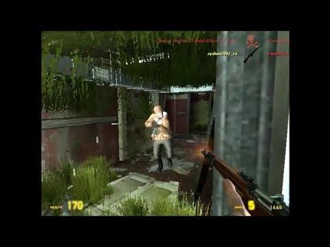 Very Hard VJ SNPC Missions Walkthrough - Garry's Mod Gameplay