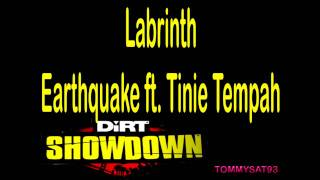 DiRT SHOWDOWN [soundtrack] Labrinth - Earthquake ft. Tinie Tempah [320kbps] [DOWNLOAD]