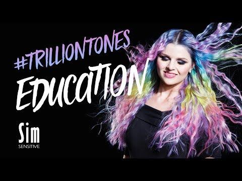 Education on Trillion Tones by Rebecca Taylor & Kaisa Leppala