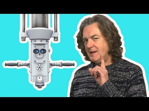 Are submarines waterproof? - James May's Q&A (Ep 16) - Head Squeeze