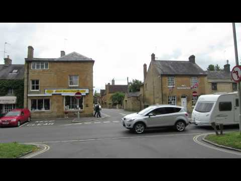 Travel For Seniors - Morten-in-Marsh  in the Cotswold District England