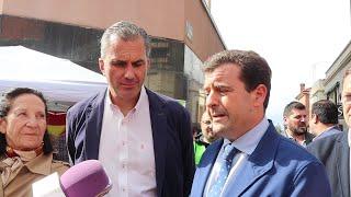 Ortega Smith comparte con Pablo Iglesias la necesidad de apelar al papel institucional del Rey