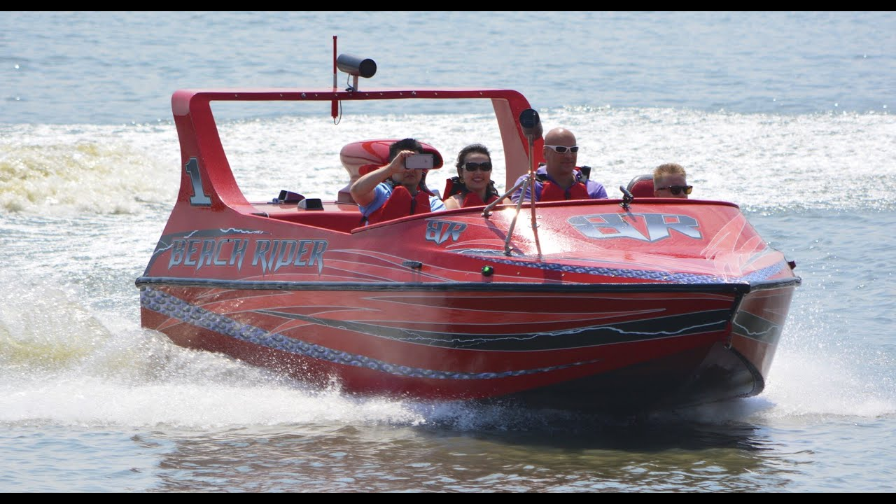 Beach Rider Jet Boats Water Rollers Myrtle Attractions