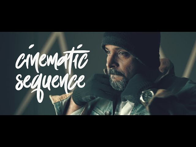 Cinematic Sequence - GFXMentor