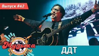 Настоящая музыка — Выпуск #42 (Юрий Шевчук и ДДТ)