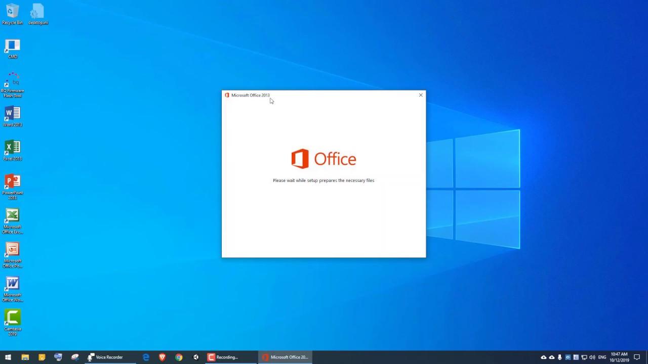 Sửa lỗi khi cài song song 2 bộ Office (2003, 2007, 2010, 2013, 2016, 2019)