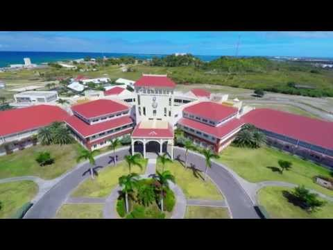 American University of Antigua - Campus Fly Through