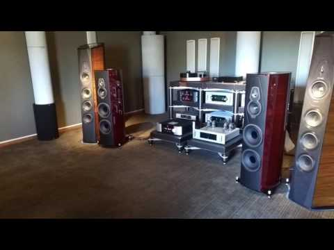 Sonus Faber Amati Tradition at Quintessence Audio - YouTube