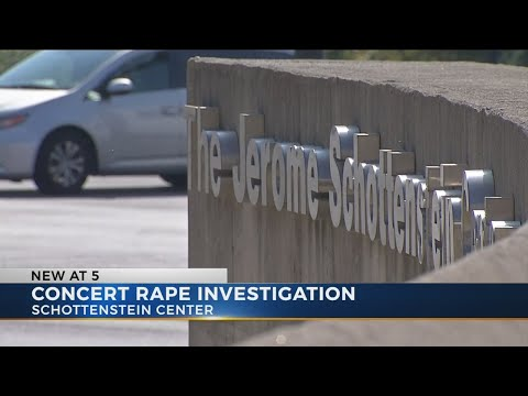 Ohio State police investigating reported rape at Schottenstein Center after concert
