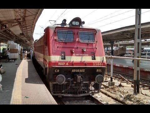 Full Journey from Mumbai to Bhusawal onboard LTT NZM AC Express
