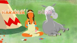 Download lagu Colores y números Song to learn Numbers and colors in Spanish for kids and children MP3
