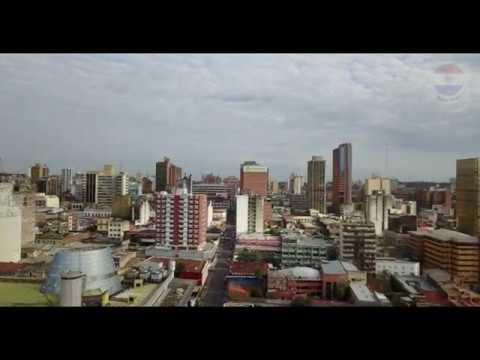 Asuncion con Drone  ( PARAGUAY )