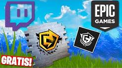 Wie VERBINDET man TWITCH mit EPIC GAMES Account | Fortnite: Twitch Drops