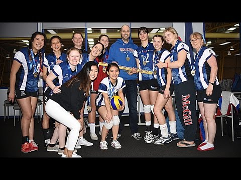 2016 highlights:  Div 1 Women -Melbourne Uni Renegades Volleyball Team