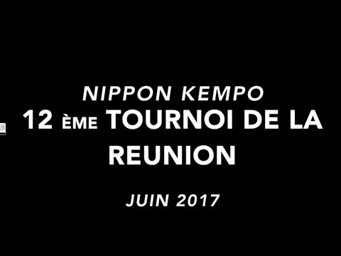 12éme TOURNOI ILE DE LA REUNION 2017