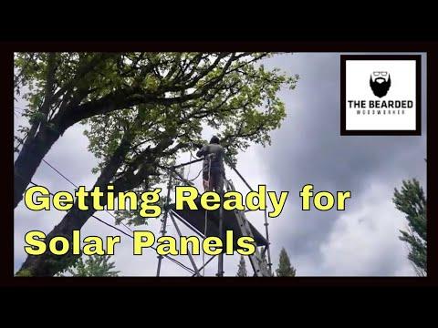 Making Room for Solar Panels
