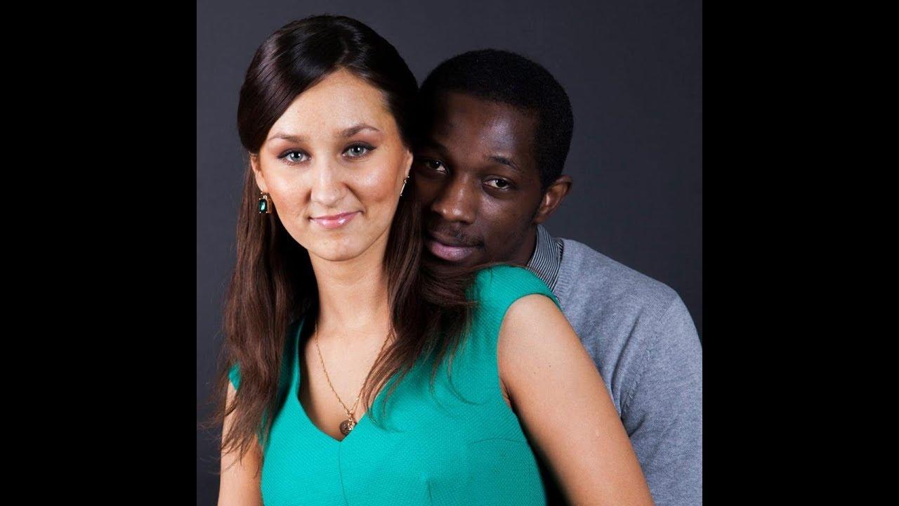 Black man white woman world