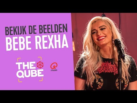 "[HD] Bebe Rexha - Live At ""The Qube"""
