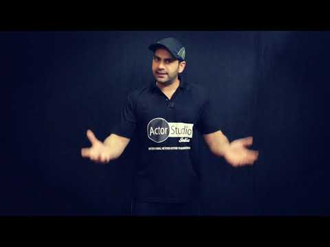 Best Online Acting Classes In India By Actor Gaurav Nanda