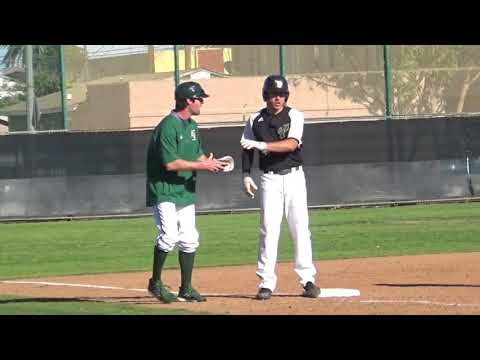 High School Baseball, Long Beach Poly vs Lakewood