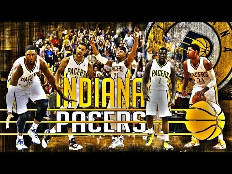 Indiana Pacers GoldSwagger ! Championship Dreams - NBA Mix 2014 Preview [GJPH]